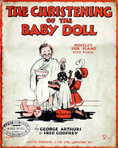 The Christening Of The Baby Doll