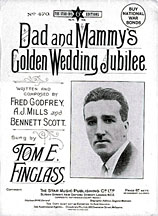 Dad And Mammy's Golden Wedding Jubilee