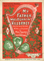 My Father Was Born In Killarney